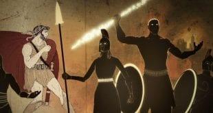 η μυθολογία των ελλήνων σειρά cosmote tv