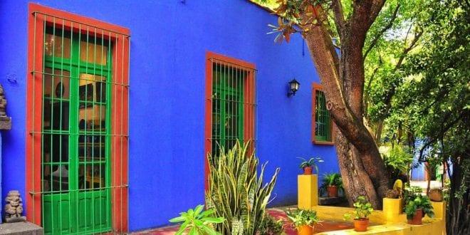 μπλε σπίτι φρίντα κάλο βιβλίο γκίνες