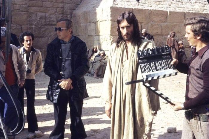 σειρά Ο Ιησούς από τη Ναζαρέτ του Φράνκο Τζεφιρέλλι