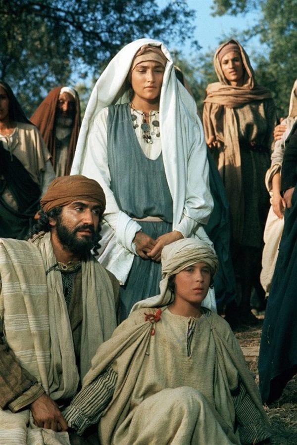 σκηνή από τη σειρά Ο Ιησούς από τη Ναζαρέτ