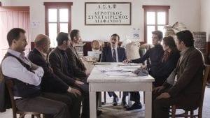 Ο συνεταιρισμός και ο Μιλτιάδης μιλούν με τον Δούκα στις Άγριες Μέλισσες