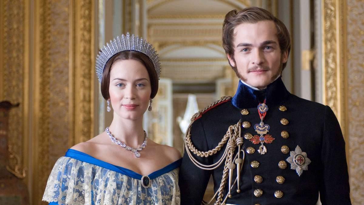 ταινία Βασίλισσα Βικτώρια - τα χρόνια της νιότης στο ERTFLIX