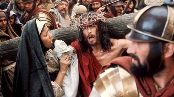 τηλεοπτικη σειρά Ο Ιησούς από τη Ναζαρέτ