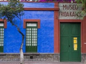 φρίντα κάλο μπλε σπίτι γκίνες