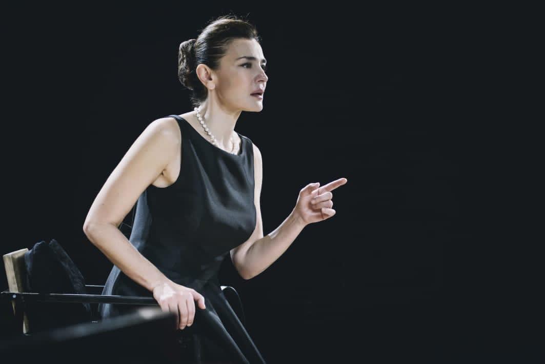 Η σπουδαία ιστορική παράσταση MasterClass θα ανέβει στο θέατρο Παλλάς - Μαρία Ναυπλιωτου