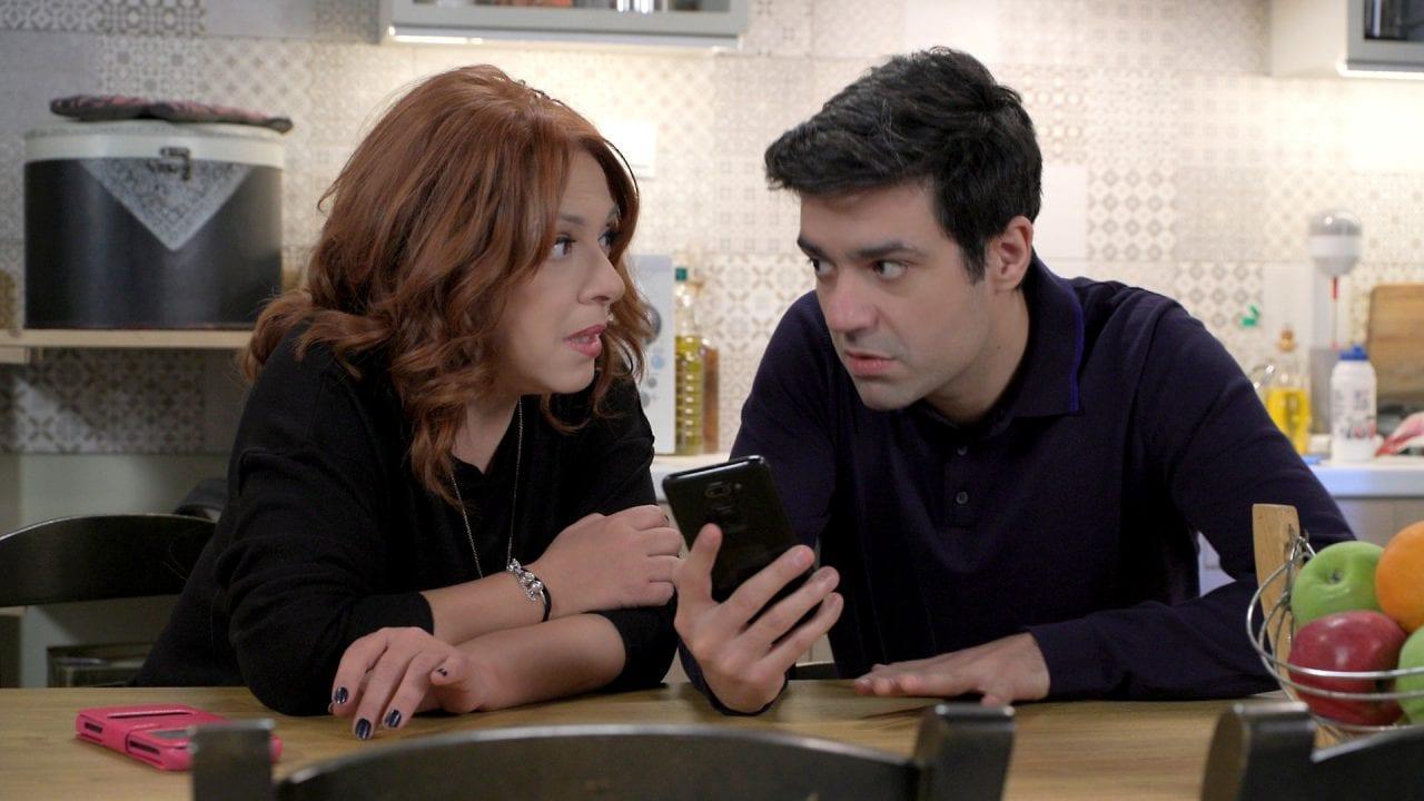 Μιχάλης Τιτόπουλος και Ελένη Ράντου 2 Μαΐου επεισόδιο Ζακέτα να πάρεις