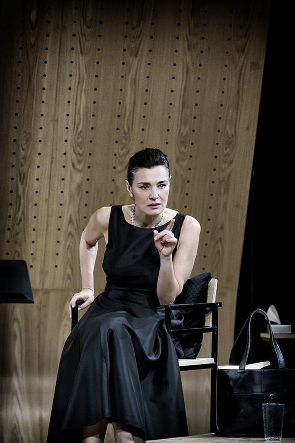 έρχεται για 4η χρονιά το Master Class με τη Μαρία Ναυπλιώτου στο Θέατρο Παλλάς