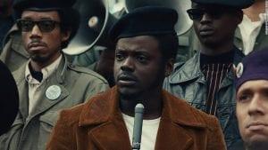 Ο Daniel Kaluuya σε σκηνή από την ταινία Judas and the Black Messiah