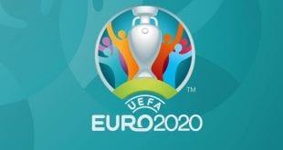 To logo του Euro 2020