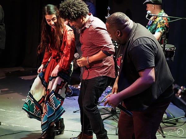 Jerome Kaluta Afrogreco Live Streaming Concert 16.4