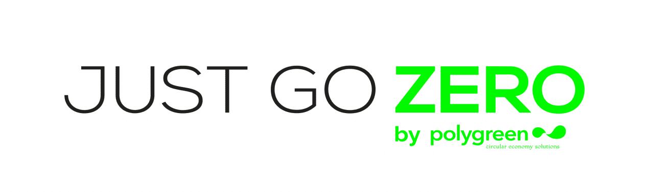 Just Go Zero Polygreen λογοτυπο