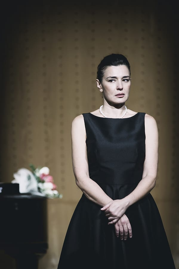 Master Class Μαρία Ναυπλιώτου στο Θέατρο Παλλάς από Νοεμβριο για λίγες παραστάσεις