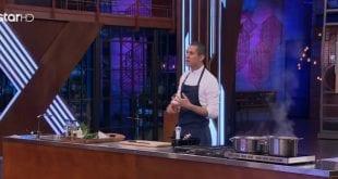MasterChef 5: Πώς ο Κοντιζάς έφερε λύση στη μαγειρική ισοπαλία χθες 2/4