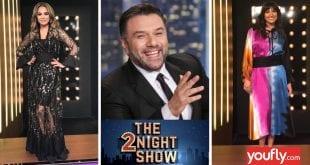 The 2Night Show Πηνελόπη Πλάκα