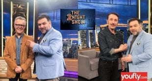 The 2Night Show Ρέππας Ρένος Χαραλαμπίδης