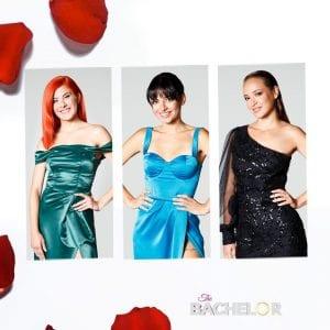Αφίσα με τις κοπέλες από το The Bachelor 2 που έκαναν αιτήσεις