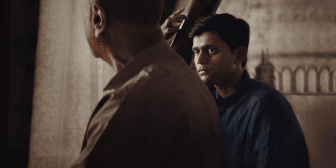 Πλάνο από την ταινία The Disciple στο Netflix