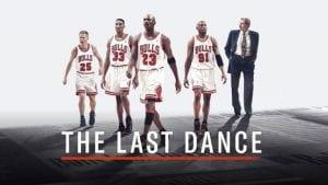 Πλάνο από την σειρά The Last Dance