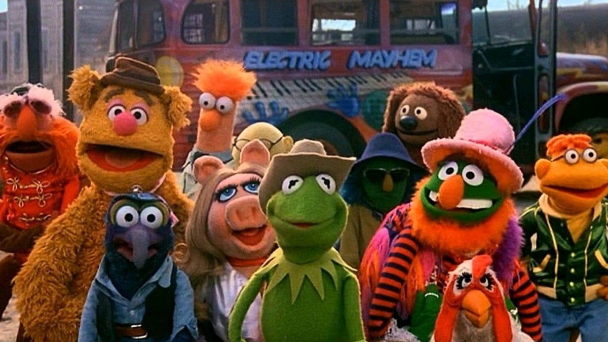 Πλάνο από τη ταινία The Muppets