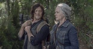 Πλάνο από την σειρά The Walking Dead