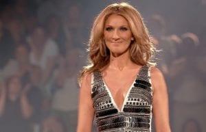 Η Celine Dion σε συναυλία