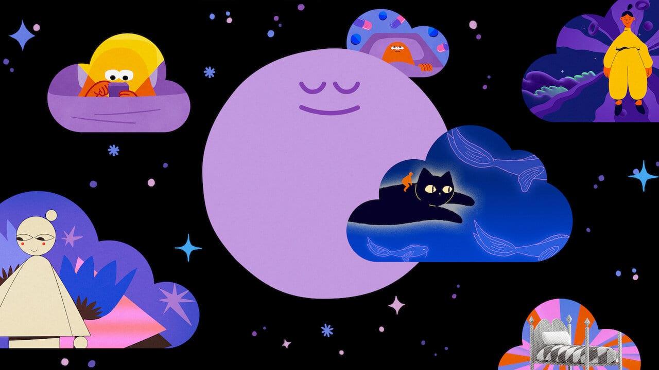 headspace οδηγός ύπνου netflix