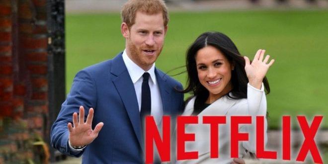 Η σειρά που ετοιμάζουν ο Πρίγκιπας Χάρι και η Μέγκαν Μαρκλ στι Netflix