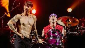 Οι Red Hot Chili Peppers σε συναυλία στην Ελλάδα