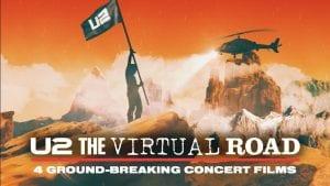 u2 the virtual road συναυλίες