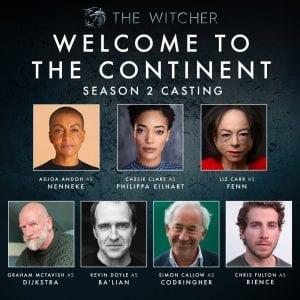 οι νέοι ηθοποιοί που μπήκαν στη σειρά