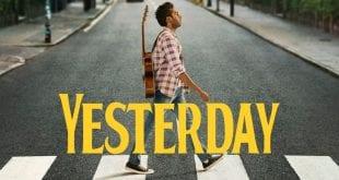 yesterday ταινία netflix poster