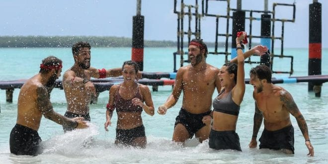 Survivor: Νέο τρέιλερ για αύριο Κυριακή 9/5. Τα δελφίνια και η παρεξήγηση