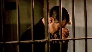 Ο Μάνος Βόσκαρης στη φυλακή