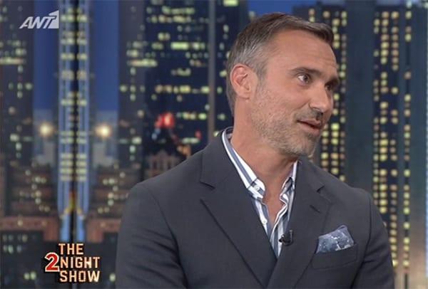 Γιώργος Καπουτζίδης The 2night Show