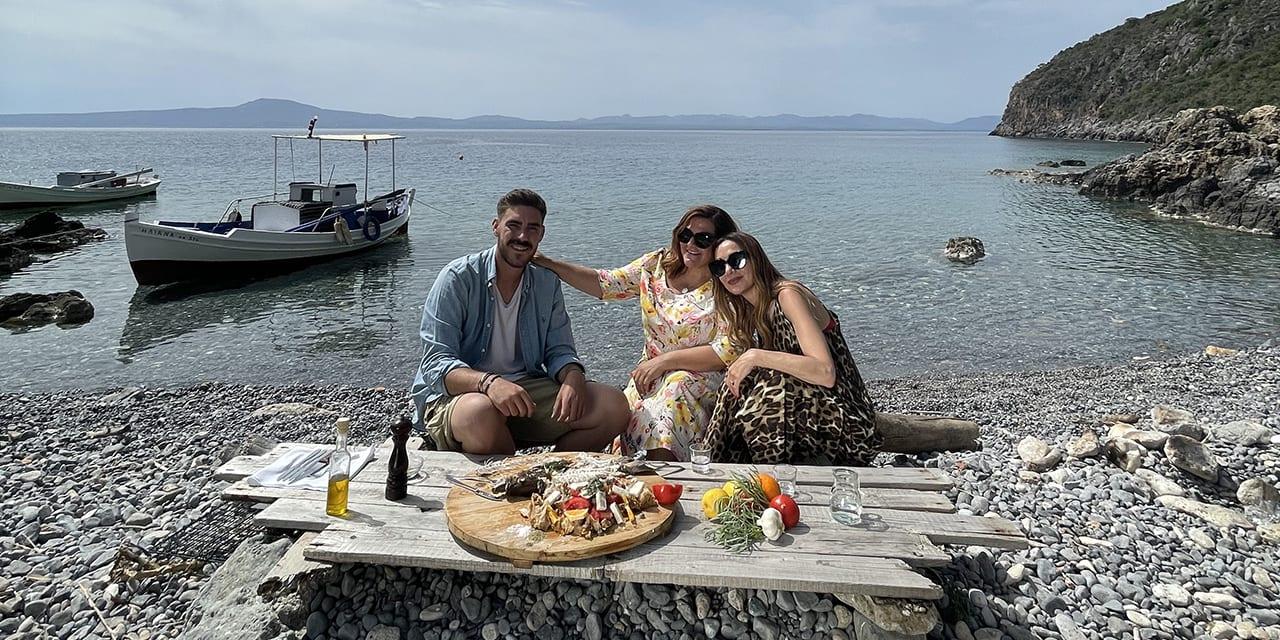 Δέσποινα Βανδή Βίκυ Σταυροπούλου My Greece