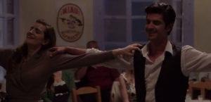 Ο Λάμπρος και η Ελένη χορεύουν