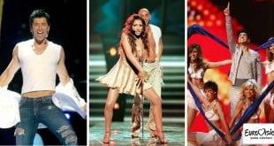 Όλες οι ελληνικές συμμετοχές στην Eurovision