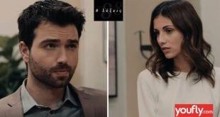 Η Ηλιάνα και ο Δημήτρης μιλούν για το βίντεο στις 8 Λέξεις