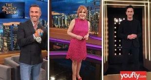 Καπουτζίδης Σαράντης Ράντου The 2Night Show