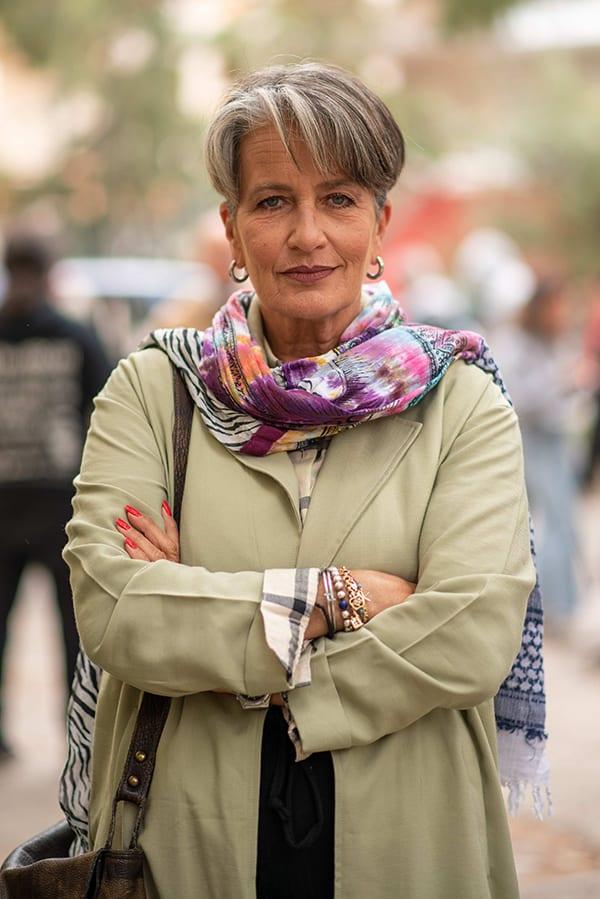 Λουκία Παπαδάκη υποδύεται την Ζωή Πεφάνη στην Έξαψη