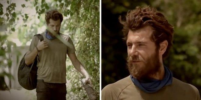 Ο Νίκος Μπάρτζης δίνει πρόωρο τέλος στο Survivor με την αποχώρηση του