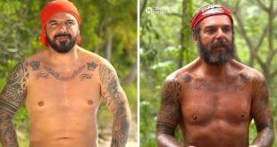 Το πριν και το μετά των παικτών του Survivor