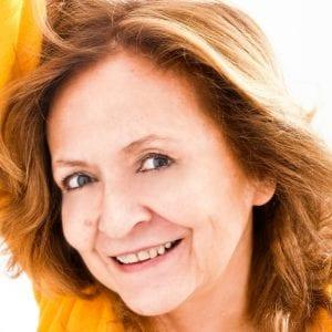Η Ρένα Ρώσση Ζαίρη σε φωτογραφία