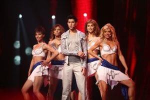 Ο Σαρμπέλ ήταν μια από τις χαρακτηριστικές ελληνικές συμμετοχές στην Eurovision