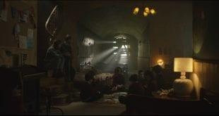 Το υπόγειο στη σειρά Σιωπηλός Δρόμος