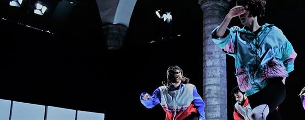 Κυριακούλης - ARC for Dance Festival - Συν΄νετυξη από Φρόσω Τρούσσα