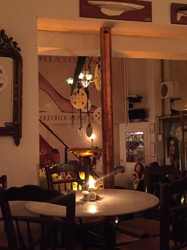 εστιατόριο Ratka - βραδινή Αθήνα γνωστά στέκια της πόλης