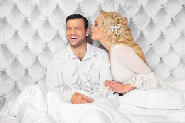 Τζιόβας και Πηνελόπη Αναστασοπούλου