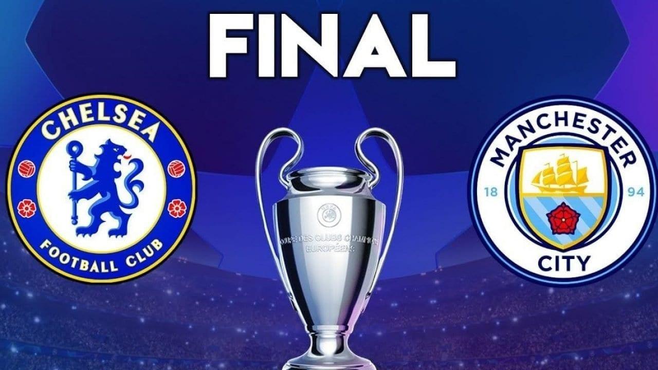 σήμερα 29.5 ο τελικός Champions League Μάντσεστερ Σίτι Τσέλσι
