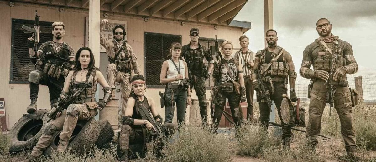 Army of the Dead - Zak Snyder - Netflix & Σινεμά